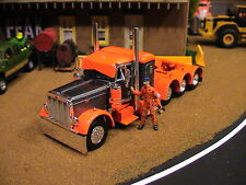 DCP #33478C O/O PETE PETERBILT 379 SEMI CAB TRUCK 1/64 DIECAST PROMOTIONS (389)