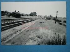 PHOTO  BRILL & LUDGERSHALL   RAILWAY STATION 1960'S VIEW OF THE EX GWR STATION