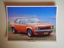 New Postcard - Holden Torana L34
