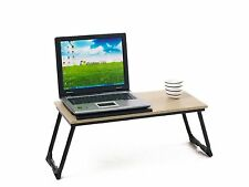 Laptop Desk Portable Table Stand Computer Notebook Pads Bed Tray Adjustable UK