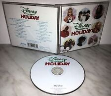 CD DISNEY CHANNEL HOLIDAY - CHRISTMAS - TISDALE - BLEU - MONTANA - JONAS