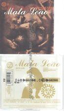 CD--BIOHAZARD--MATA LEAO