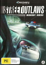 Street Outlaws: Midnight Riders * NEW DVD *
