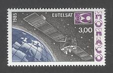 """Monaco -Timbres neufs ** -Télécommunications -Satellite """"Eutelsat"""" - N°1505 - TB"""