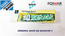 VINTAGE CASIO ORIGINAL BAND BG-BAND29E-3 BABY-G
