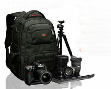Travel Bag DSLR For Swiss Gear Backpack  Camera Bag 14 15.6 Laptop Bag
