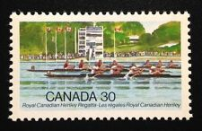 Canada #968 MNH, Royal Canadian Henley Regatta Stamp 1982