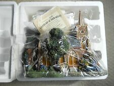 Thomas Kinkade Hawthorne Village Windermer Church 79983
