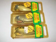 3 Storm Hot 'N Tot Pre Rapala Rattlin' Thin Fin RT3 Silver Scale Lure - NIB