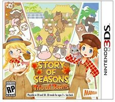 Story Of Seasons: Trio Of Towns Video Game