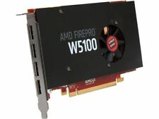 AMD FirePro W5100 100-505737 4GB 128-bit GDDR5 PCI Express 3.0 x16 Workstation V