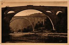 CPA Céret (P.-O.)-Le Pont du Diable -D'aprés la légende le Diable aurait(292000)