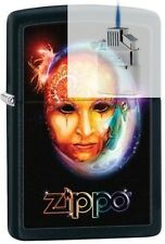 Zippo 28669 venetian mask Lighter & Z-PLUS INSERT BUNDLE