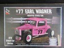 # 77 Earl Wagner Modified Stock Car Model Kit