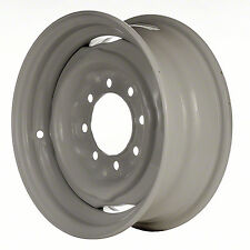01599 OEM Reconditioned wheel 16x6; WHITE, Fits 1978-1991 Ford F-250