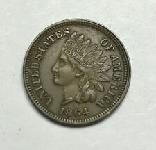 1864 Indian Head Cent Penny