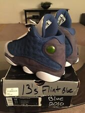 Air Jordan 13 Retro Flint Blue Jordans 1 2 3 4 5 6 7 8 9 10 11 12 Nike
