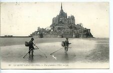 CP 50 Manche - Le Mont Saint-Michel - Vue générale à l'Est