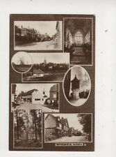 Rotherfield Sussex Vintage RP Postcard H Camburn / A Barling 563b