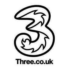 OFFICIAL Three Micro Pay As You Go 3 SIM 3G SIM Pack For LG MOBILE Phones