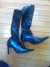 Womens Black Bullboxer Size 9 Boots
