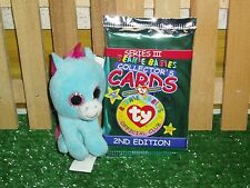 1999 TY BEANIE BABY COLLECTOR'S CARDS SERIES III & FREE TY MAGIC PONY