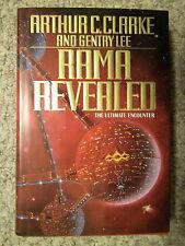 RAMA REVEALED 1994 Arthur C. Clarke 1st Ed