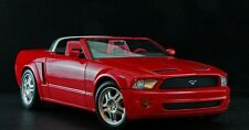 1:18 Beanstalk Red 2004 Ford Mustang GT Convertible Concept Car Item 10030