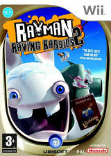 Rayman Raving Rabbids 2 Wii NEW and Sealed Nintendo Wii, 2007