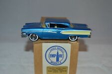 ZAUGG Empire models NR 8 Ford Edsel Pacer 58 1:43 mint in box