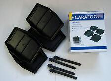 Jack Pads, Set of 4 Caravan Leg Feet, Carafoot, Caravan Steady Foot Jack Pads