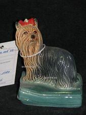 +# A015827_13 Goebel Archiv Muster Hund Dog Yorkshire Terrier auf Kissen 30-208