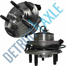 Pair of 2 NEW Front JAGUAR 2000-2008 S-TYPE , Wheel Hub and Bearing 2WD w/ ABS