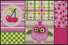 Fußmatte Salonlöwe Pink Cottage 75x120 cm SLD0628-075x120