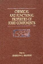Chemical and Functional Properties of Food Components (Chemical & Functional Pro