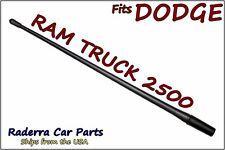 """FITS: 2010-2016 Dodge Ram Truck 2500 - 13"""" SHORT Flexible Rubber Antenna Mast"""