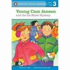 Young Cam Jansen and the Ice Skate Mystery (Penguin Young Readers