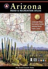 Benchmark: Arizona Road and Recreation Atlas 2014 by National Geographic Maps...
