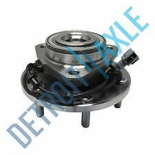 NEW Front Driver or Passenger Wheel Hub and Bearing Assembly AWD 4WD w/ ABS