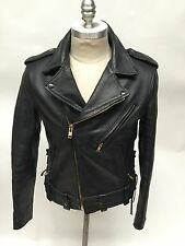 Mr. S Leather Leather Motorcycle Jacket - Men's 38 Vintage