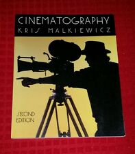 CINEMATOGRAPHY by Kris Malkiewicz Widely Used Guidebook on Filmmaking Film PB