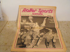 Roller Derby: Vintage Edition of Roller Sports Illustrated  from 1973