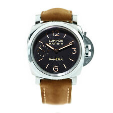 PANERAI Luminor Marina 1950 3 Days Acciaio Gents Watch PAM00422 - RRP £7750 NEW