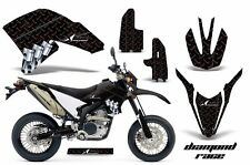 AMR Racing Yamaha Graphic Kit Bike Decal WR250 R/X Decal MX Parts 07-15 DRACE K
