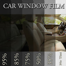 CAR WINDOW SOLAR TINT 3M x 50CM FILM TINTING  SHADE 95% PRO