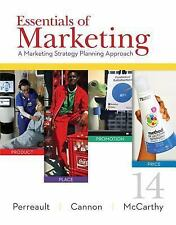 Essentials of Marketing : A Marketing Strategy Planning Approach