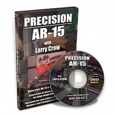 The Precision AR-15 with Larry Crow DVD 7802