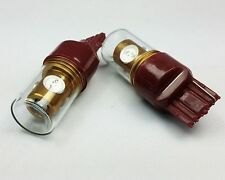 W21W 7440 T20 RED 14W HIGH POWER CREE LED REAR FOG CAR BULBS D