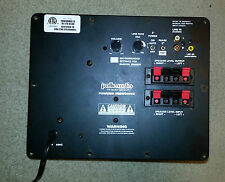 Polk PSW350 Powered Subwoofer Amplifier Plate Repair Service