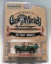 Gas Monkey Garage Diecast Bronco From Greenlight Collectibles **Free Shipping**